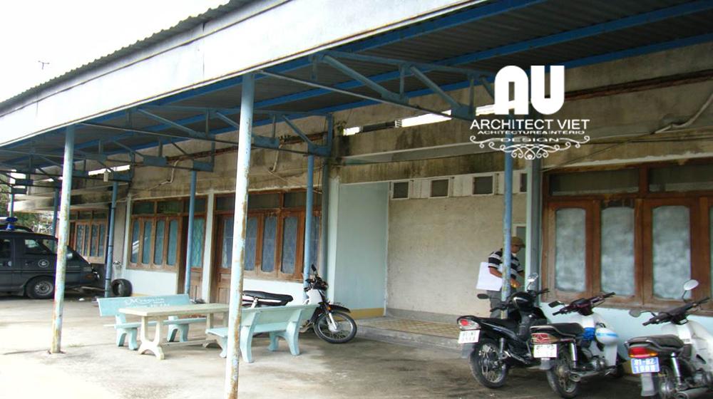 Quy hoạch kiến trúc cảnh quan Công an thị xã An Khê10