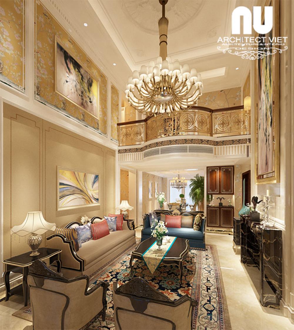 Đơn giá thiết kế nhà biệt thự