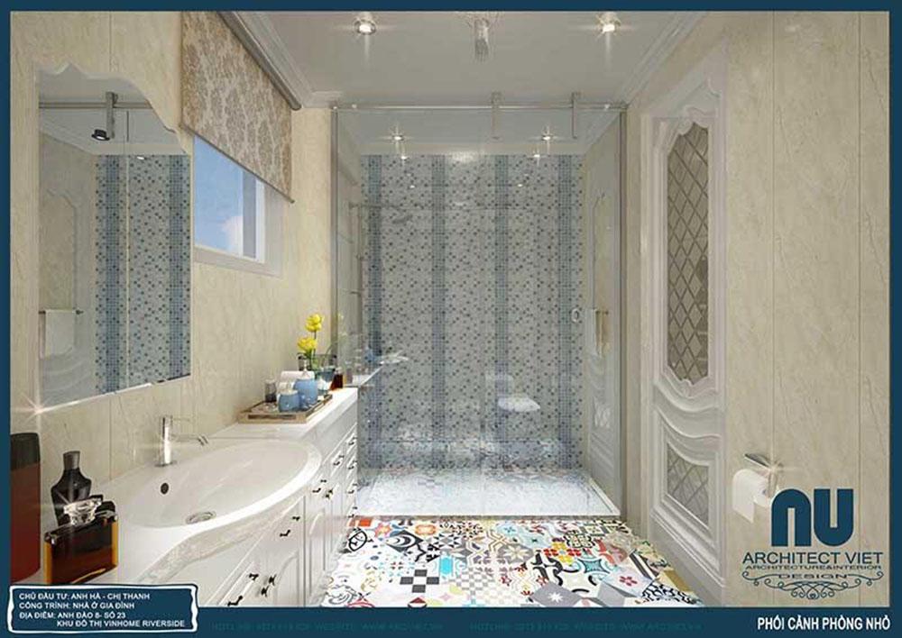 Thiết kế phòng tắm view 4