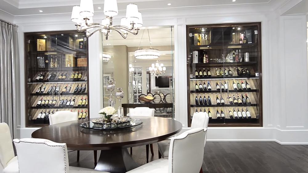 Thiết kế nội thất biệt thự hiện đại KĐT Ecopark với phòng ăn sang trọng