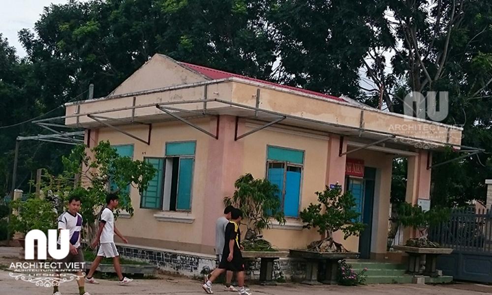 Quy hoạch kiến trúc cảnh quan trụ sở làm việc Công an thị xã Ayun Pa4