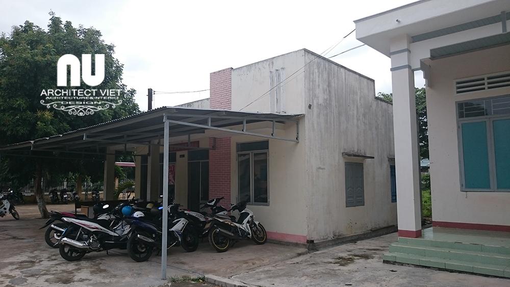 Quy hoạch kiến trúc cảnh quan công an thị xấ Ayun pa8
