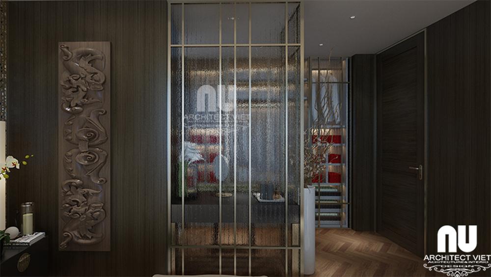 Thiết kế nội thất chung cư tân cổ điển Golden Land5