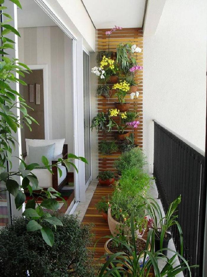 cách trang trí ban công cho căn hộ chung cư