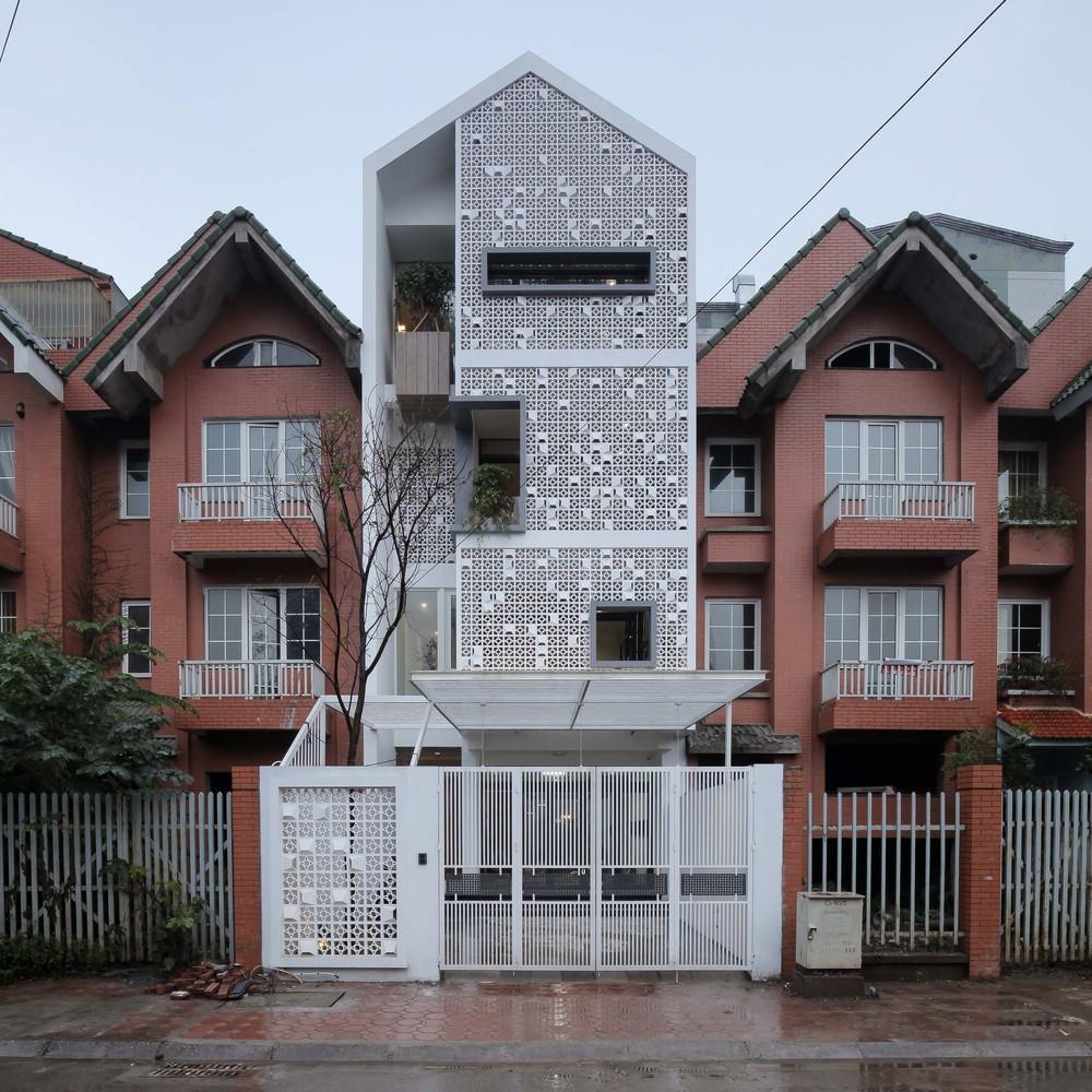 nhà phố 5x15m