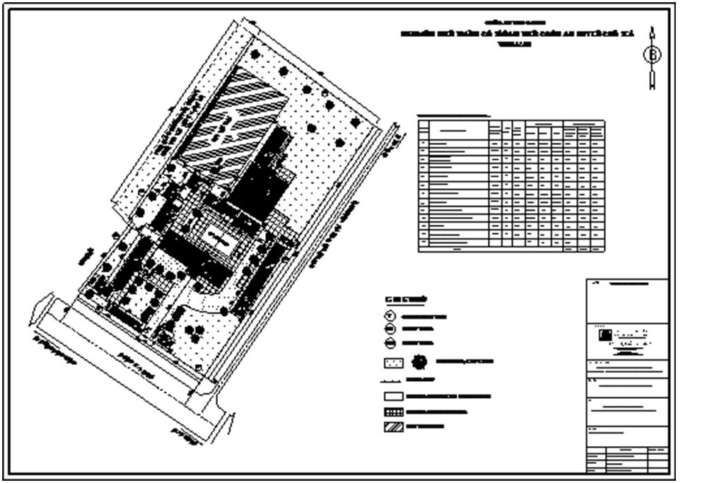 Quy hoạch trụ sở làm việc công an huyện Chư Sê2