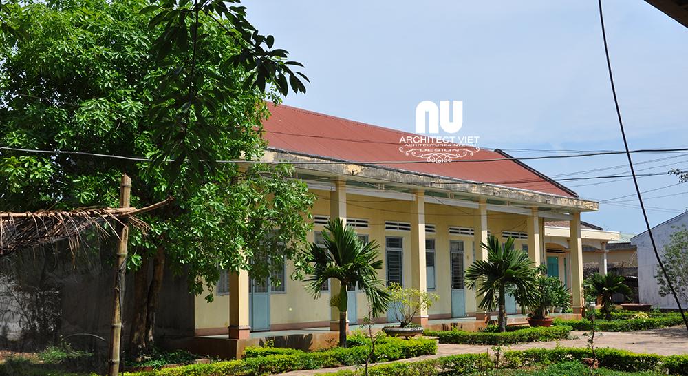 Quy hoạch trụ sở làm việc công an huyện Chư Sê9