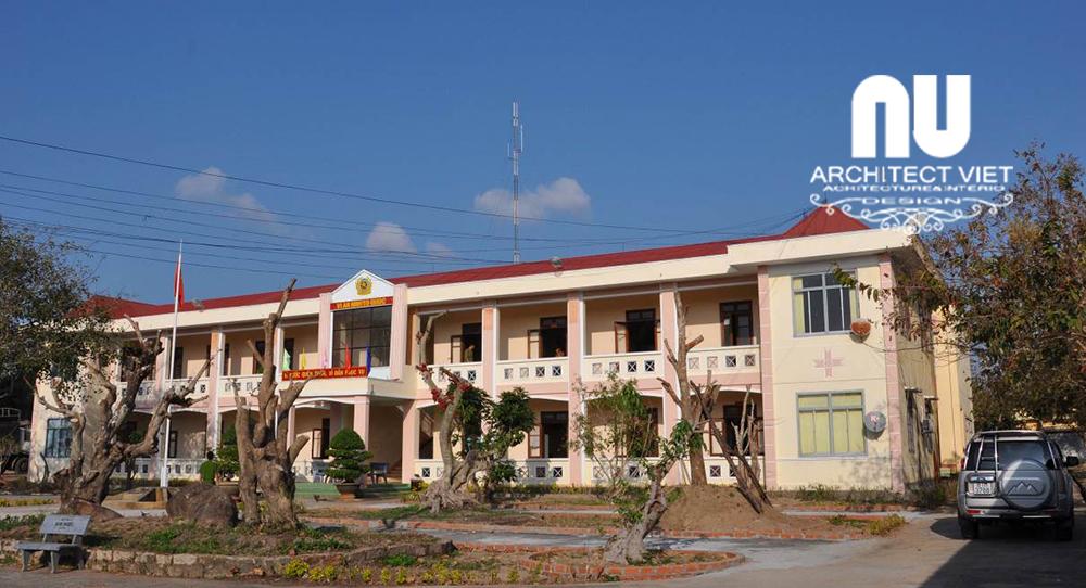 Quy hoạch trụ sở làm việc công an huyện Iapa3