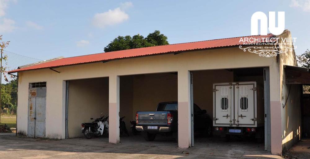 Quy hoạch trụ sở làm việc công an huyện Iapa4