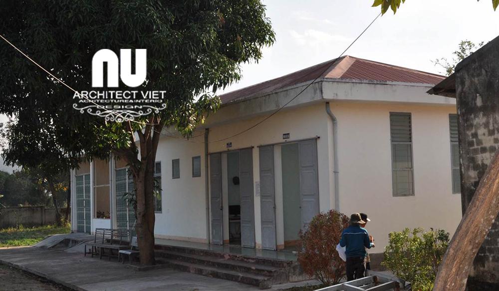 Quy hoạch trụ sở làm việc công an huyện Iapa6