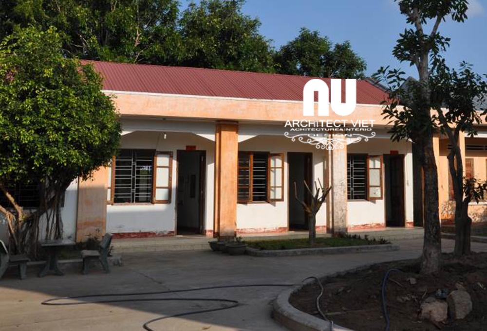 Quy hoạch trụ sở làm việc công an huyện Iapa8