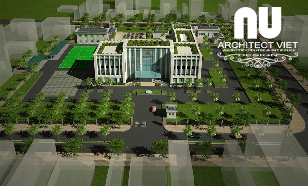 Quy hoạch trụ sở làm việc Công An thị xã An Khê3