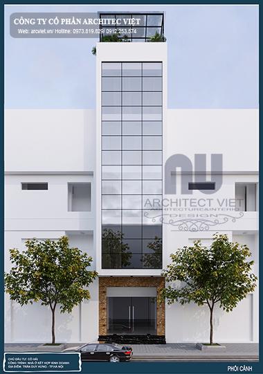 Lưu ý cần thiết khi xây nhà ở kết hợp kinh doanh 68m2