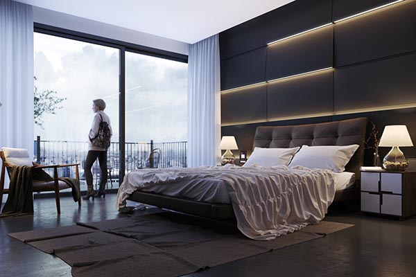 nội thất phòng ngủ đẹp dành cho con trai lớn