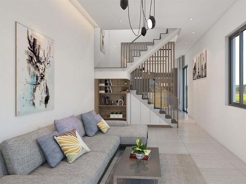 cách chọn màu sơn phòng khách hiện đại đúng chuẩn