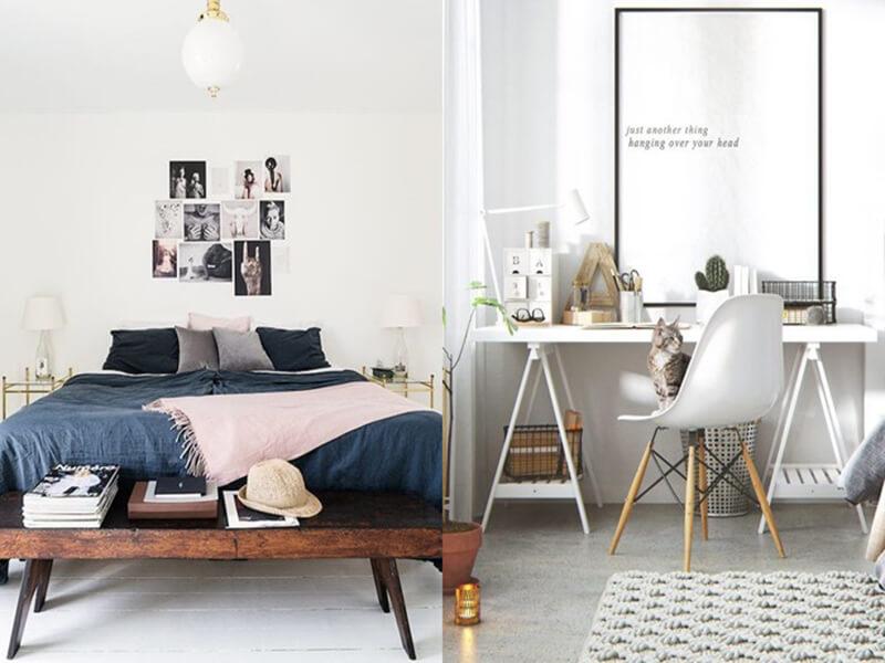 thiết kế nhà theo phong cách tối giản