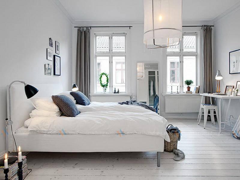 thiết kế nội thất phong cách Scandinavian Bắc Âu