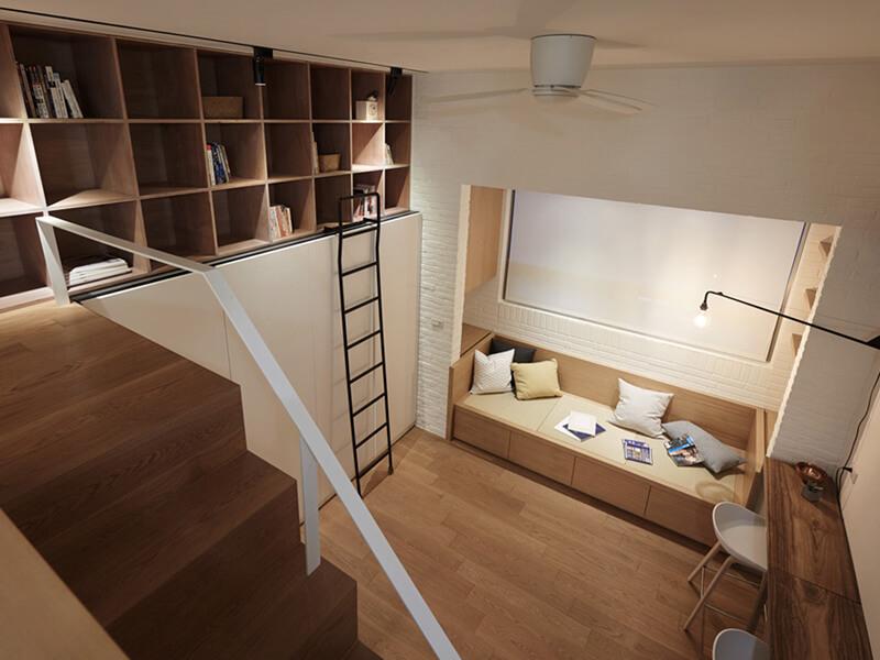 tư vấn thiết kế nội thất thông minh cho căn hộ nhỏ