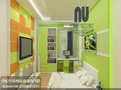 lựa chọn màu sơn nhà