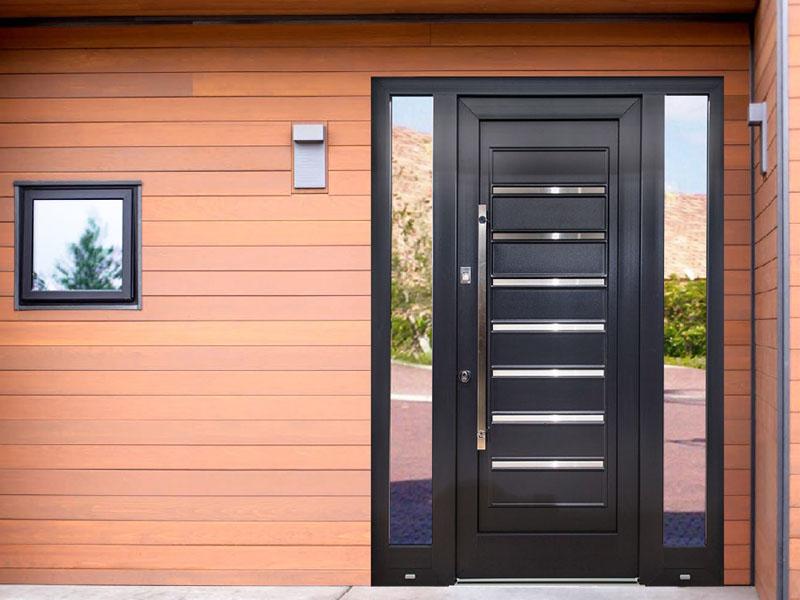 thiết kế cửa nhà hợp phong thủy