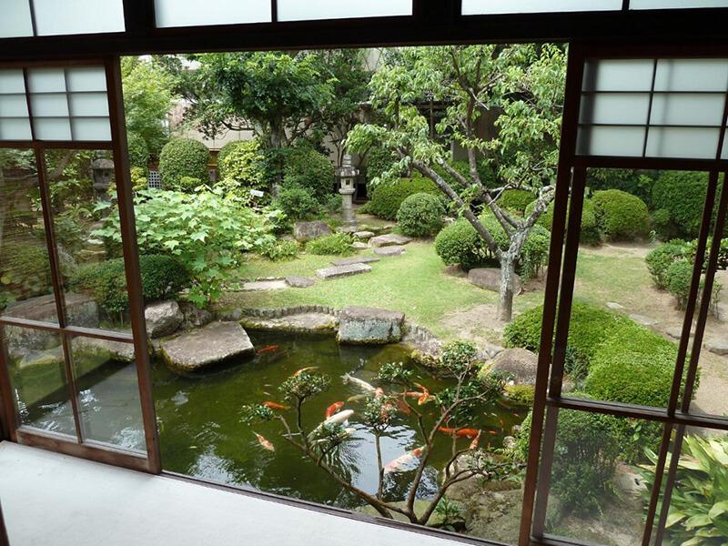 Ưu điểm của thiết kế sân vườn kiểu Nhật