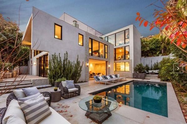 10+ Siêu biệt thự của sao Hollywood triệu đô Đẹp - Say đắm người nhìn