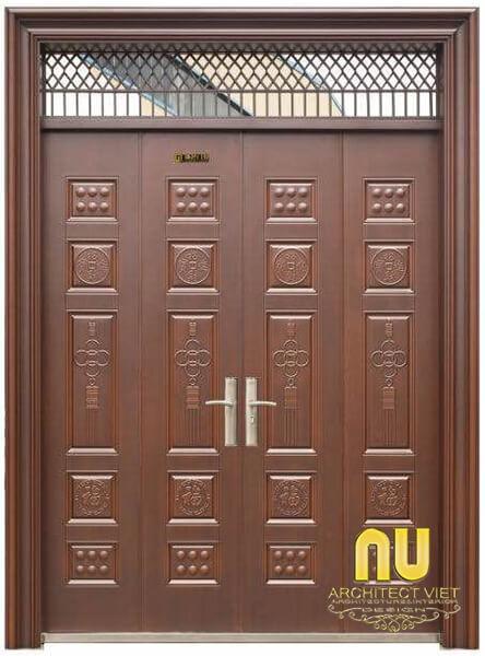 Mẫu cửa đẹp cho nhà hiện đại