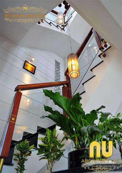 thiết kế giếng trời đẹp hút nhiều vượng khí cho ngôi nhà