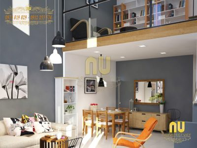 thiết kế nhà nhỏ đẹp hợp phong thủy