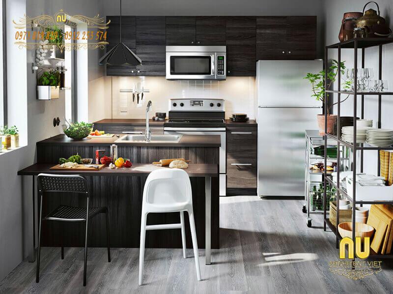 phong thủy phòng bếp cần chú ý tủ lạnh tránh phạm phải các điều kiêng kỵ trong phong thủy