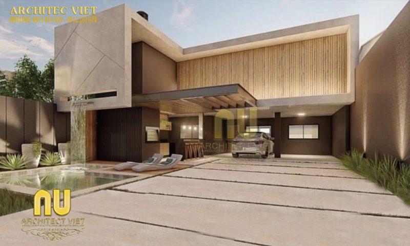 [Cận cảnh] 20 Mẫu thiết kế biệt thự có hồ bơi ngoài trời Đẹp - Sang chảnh