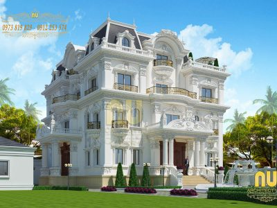 Mẫu biệt thự đẹp tại thành phố Hồ Chí Minh
