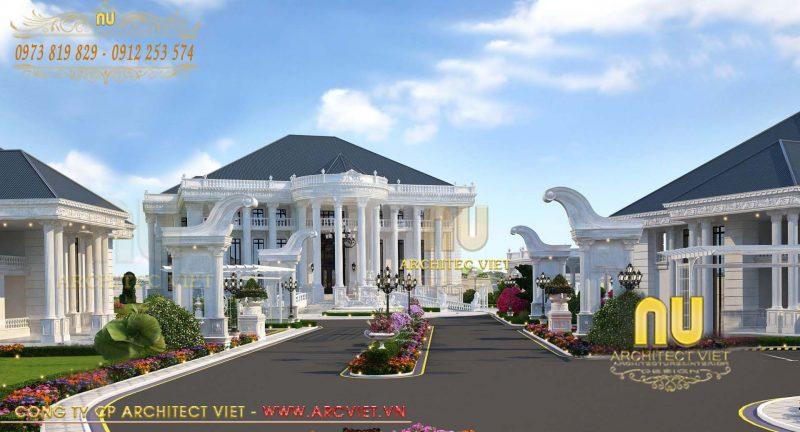 tư vấn thiết kế biệt thự tại Hà Nội