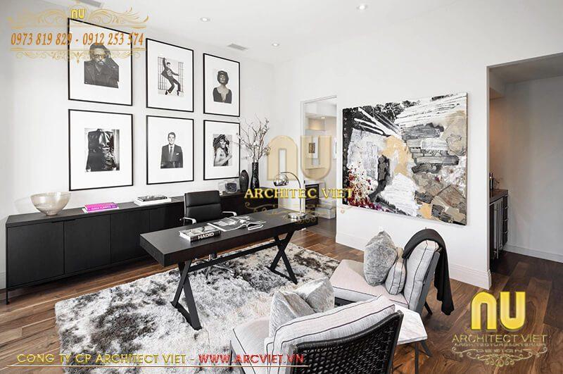 tư vấn thiết kế nội thất biệt thự hiện đại đẹp
