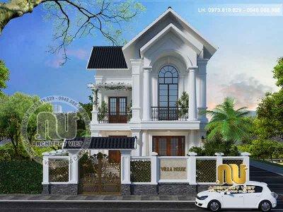 Thiết kế nhà phố chia lô