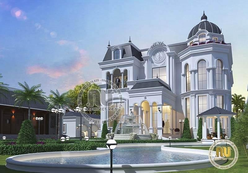 Kiến trúc Pháp