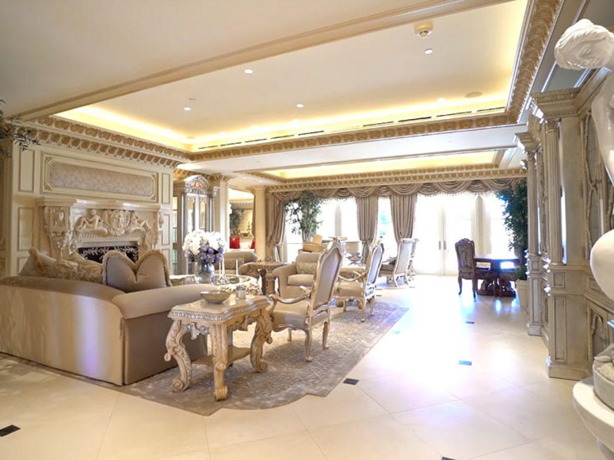Thiết kế nội thất biệt thự Beverly Hill Lương Sơn Resort