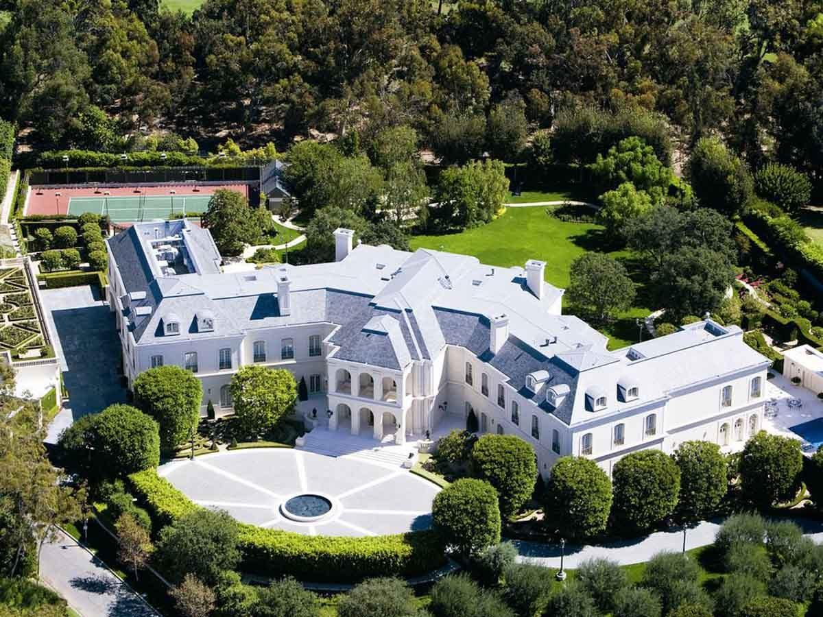 10+ Mẫu biệt thự của sao Hollywood triệu đô say đắm người nhìn