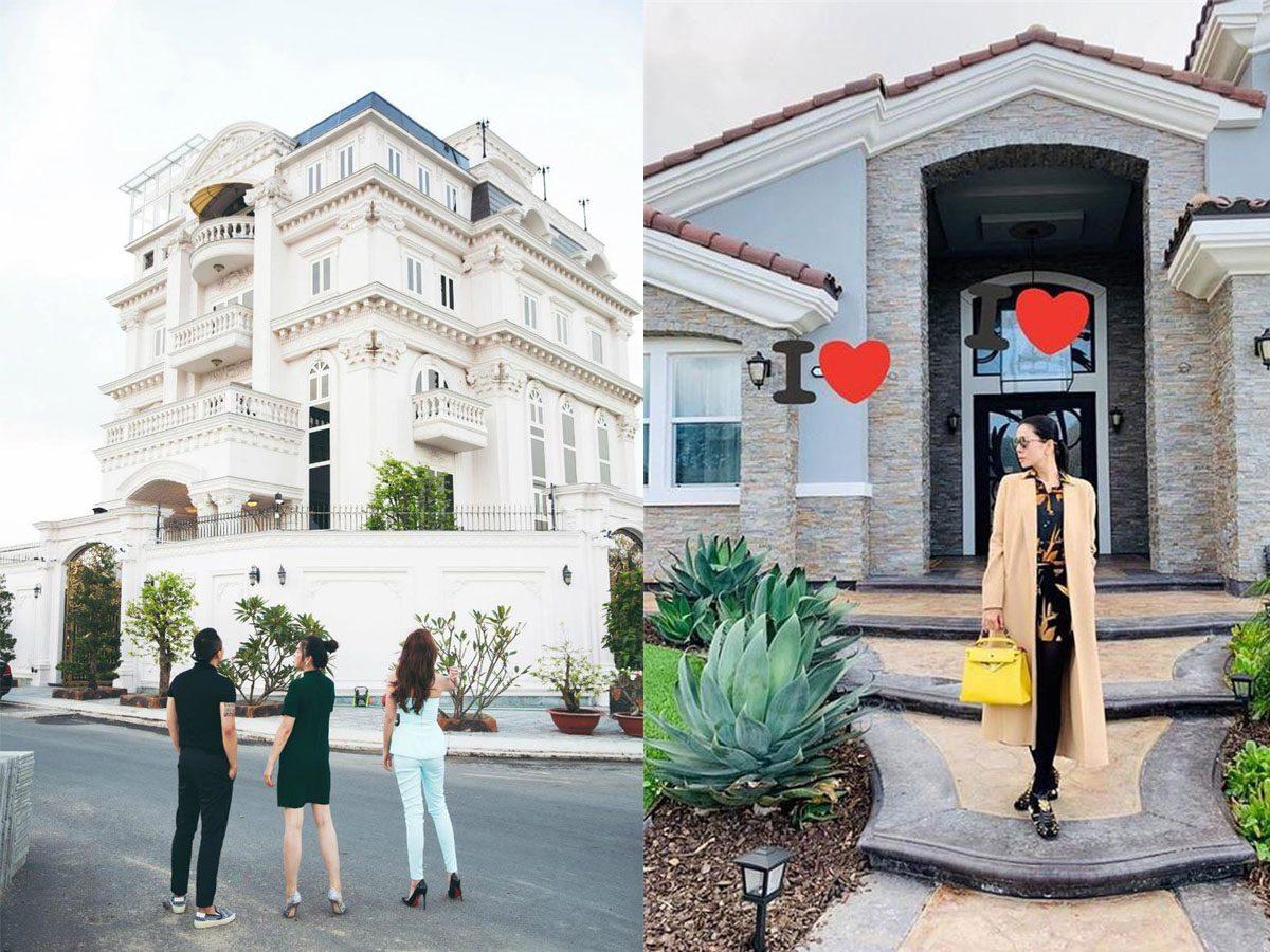Những căn biệt thự triệu đô sang trọng đẳng cấp nhất của sao Việt