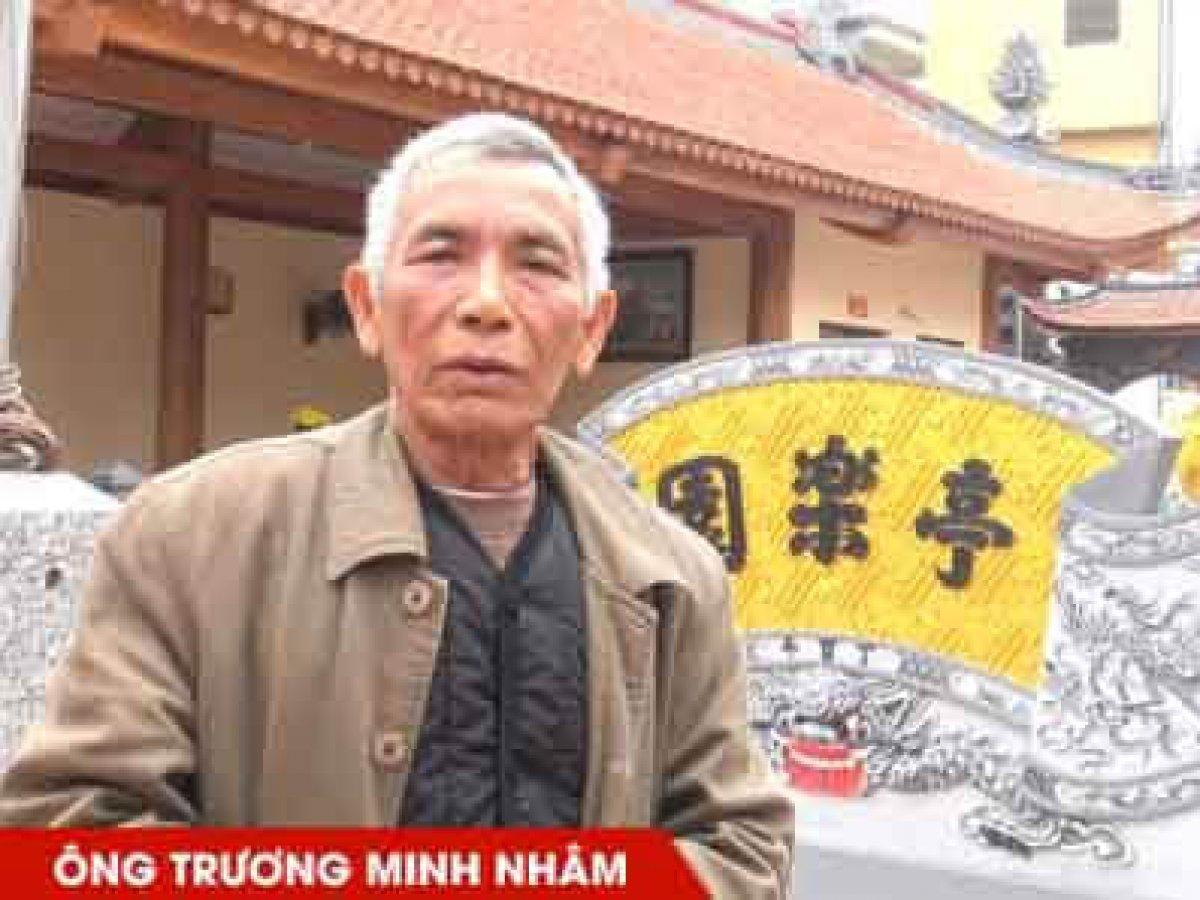 Bác Trương Minh Nhâm