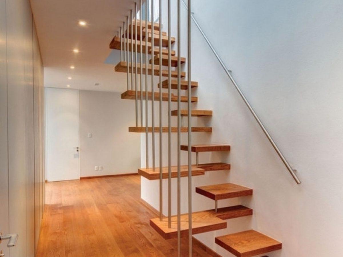 Các mẫu cầu thang đẹp cho nhà ống với thiết kế độc quyền tại Arc Việt