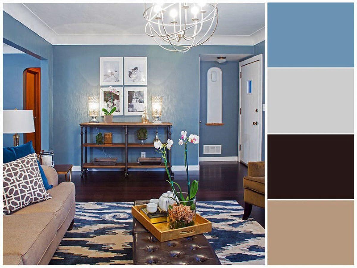 Chọn màu sơn phòng khách hiện đại thổi bùng không gian sống