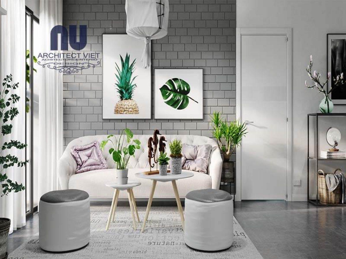 Bật mí 10 đồ trang trí phòng khách cực xinh xắn và tiện dụng