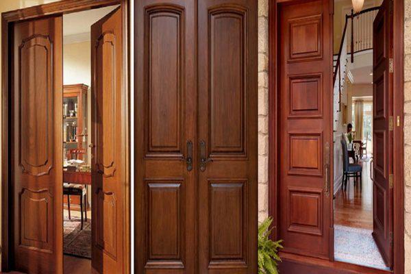 Lựa chọn kích thước cửa chính theo phong thủy rước TÀI LỘC vào nhà