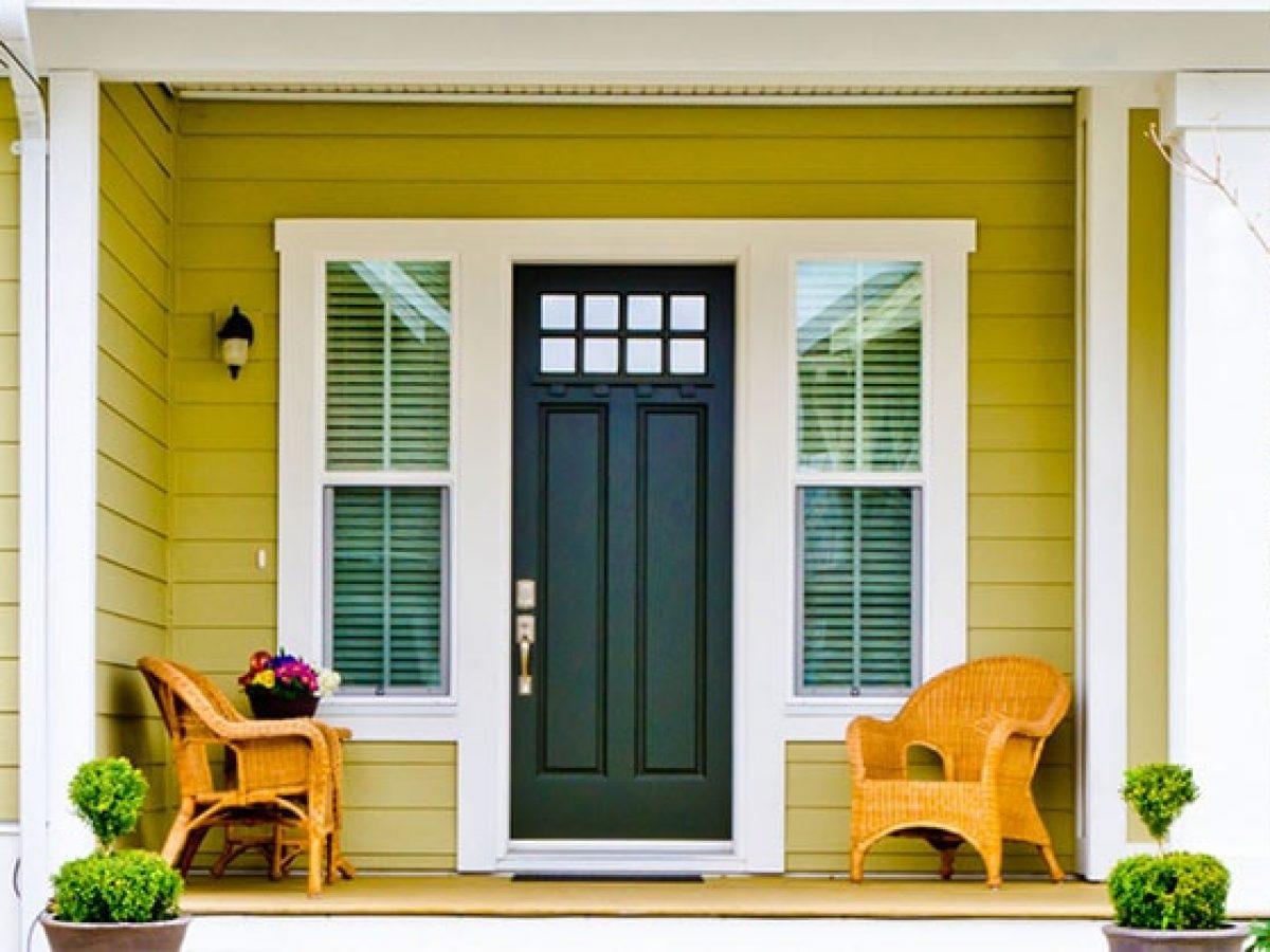 Phong thủy cửa đi chính: Lựa chọn loại cửa nào thích hợp nhất