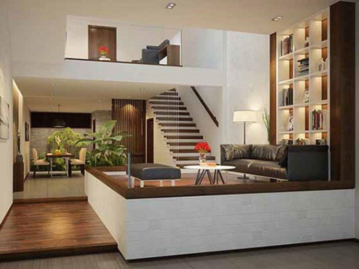 Nhà tầng lệch là gì? Thiết kế nhà lệch tầng tại công ty kiến trúc Arc Việt