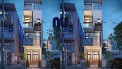 Chiêm ngưỡng mẫu thiết kế nhà ống 3 tầng 5x14m say đắm lòng người
