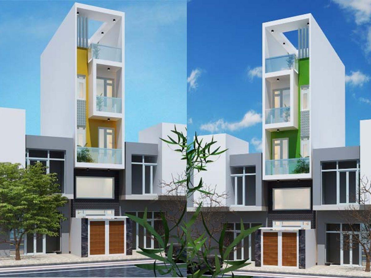 Chiêm ngưỡng mẫu nhà phố 3 tầng mặt tiền 3,5m