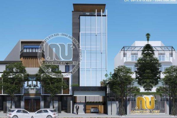 """Nhà phố kết hợp văn phòng – Trào lưu xây dựng """"gây sốt"""" 2020"""