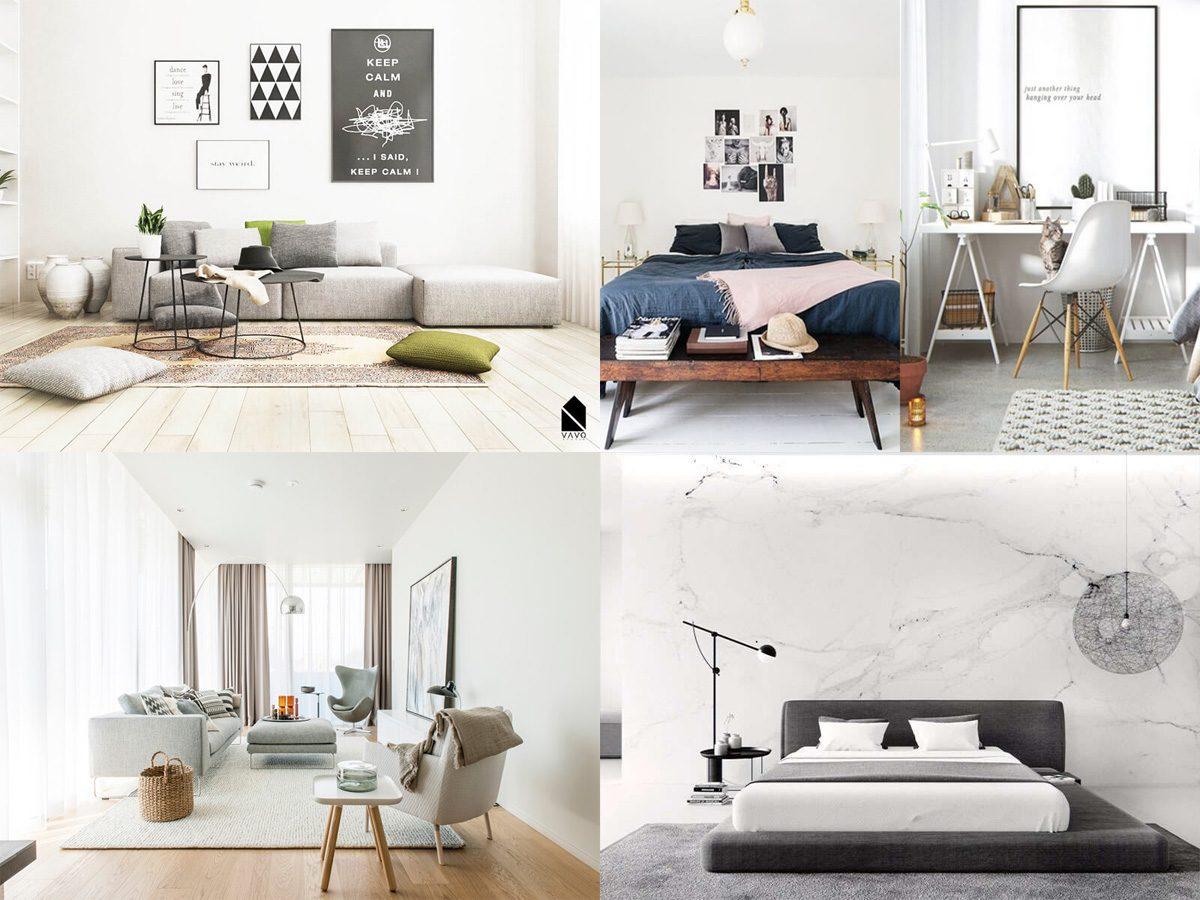 Nhà phong cách tối giản – Sự lựa chọn hoàn hảo cho không gian sống